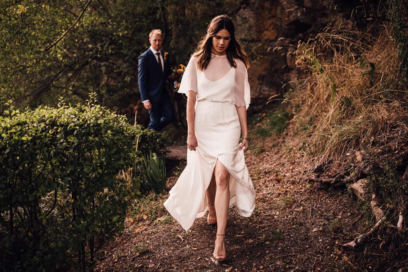 Lena Medoyeff Bridal wedding dress