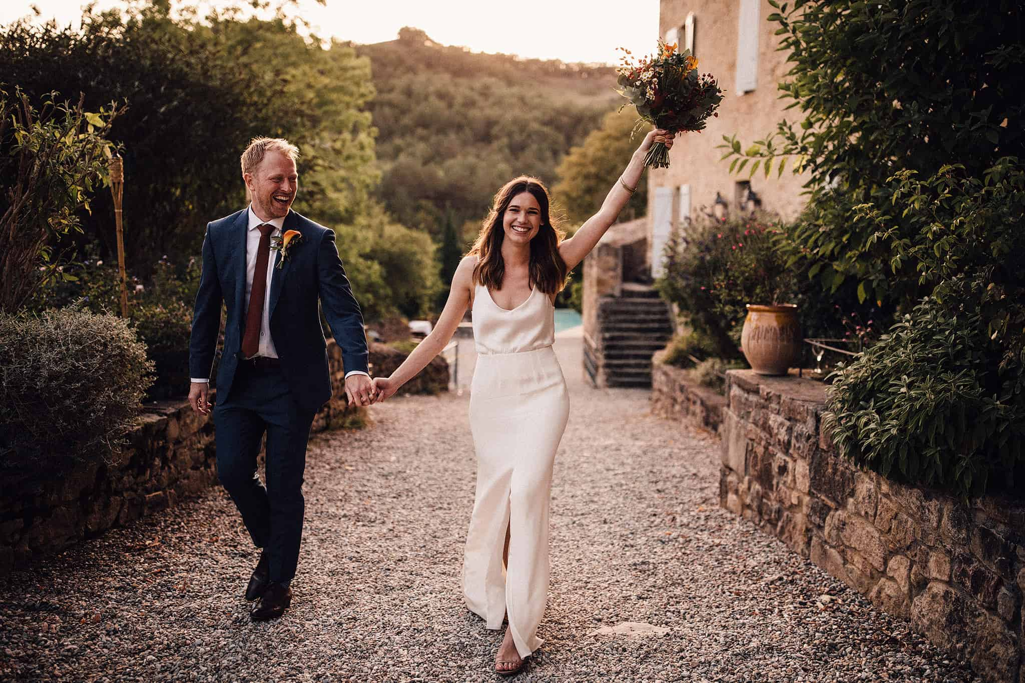 Chateau De Quille Wedding France