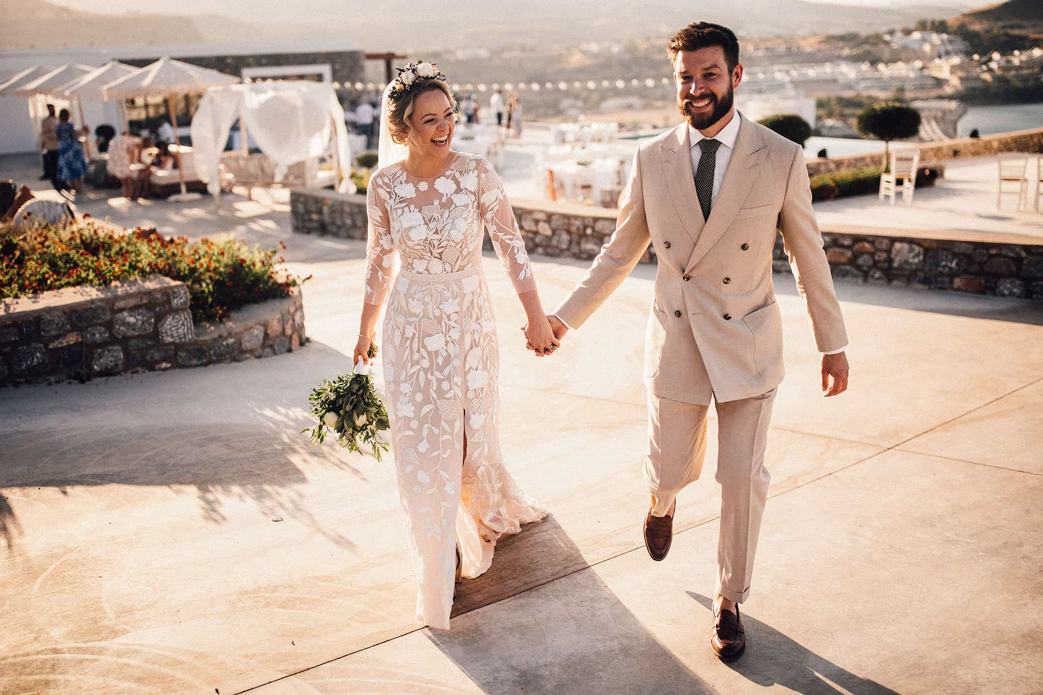 ktima lindos rhodes wedding