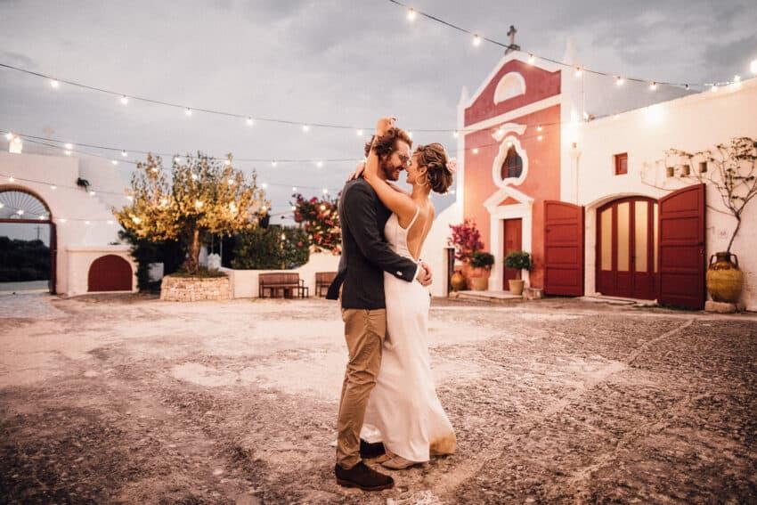 Masseria Torre Coccaro Wedding in Puglia