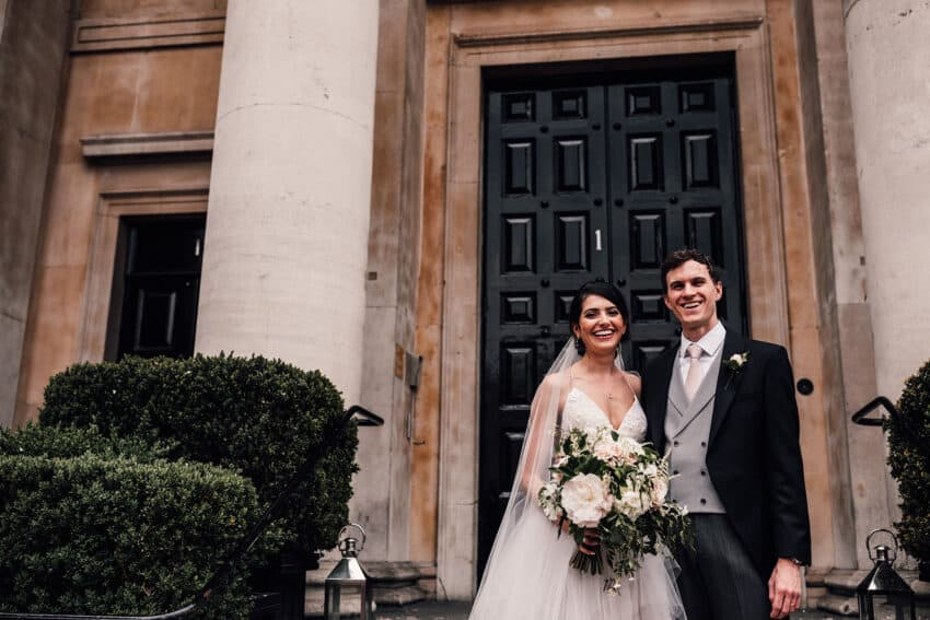 one Marylebone wedding london