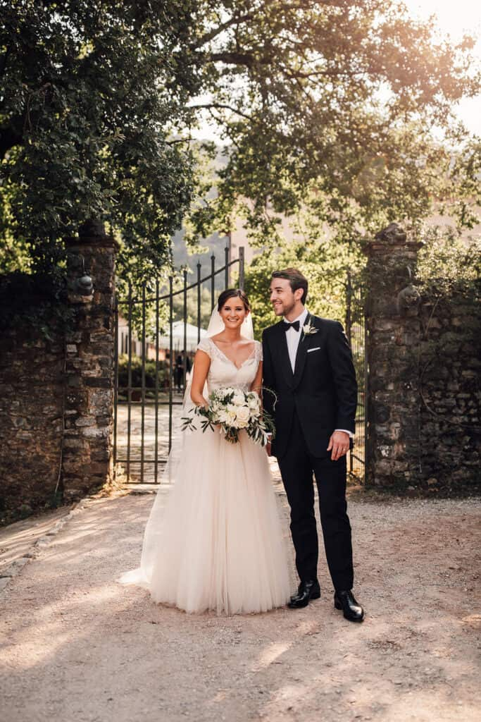 villa catureglio Tuscany wedding photography