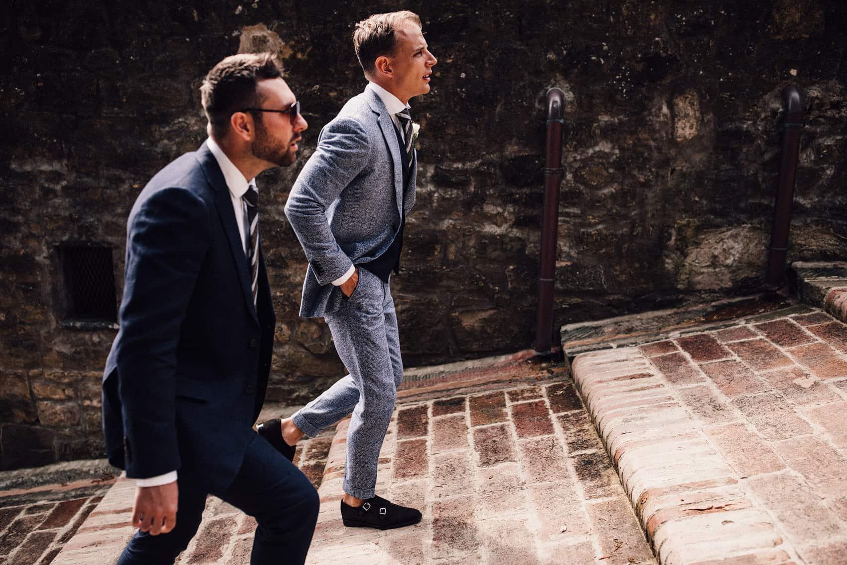 outdoor Italy wedding
