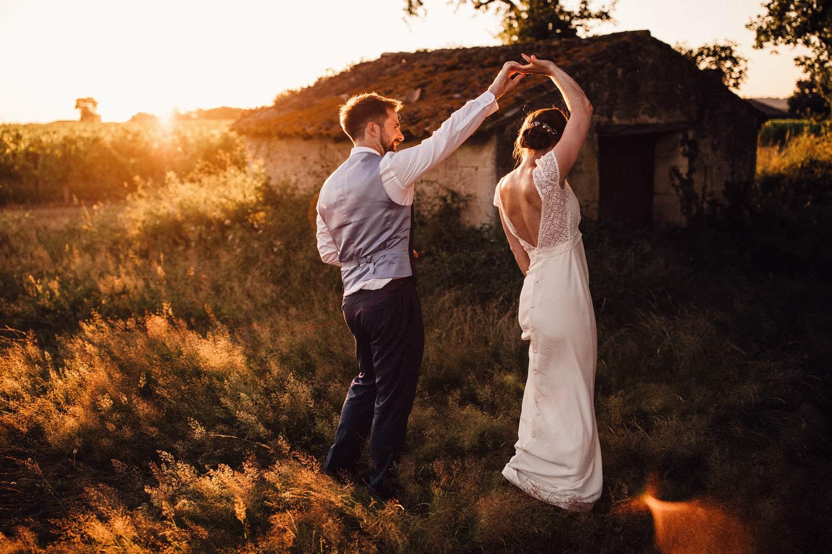 chateau rigaud wedding photography