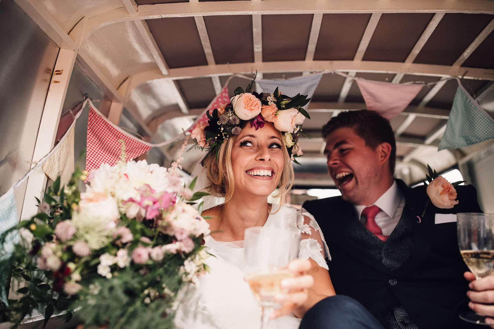 floral crown wedding ideas