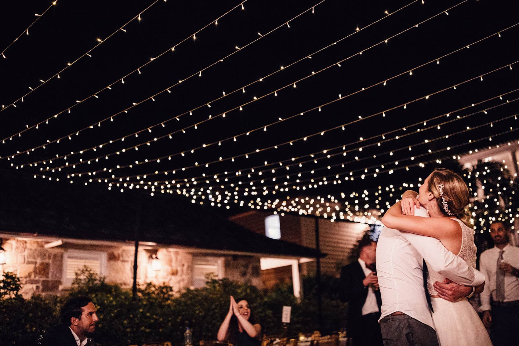 wedding light canopy